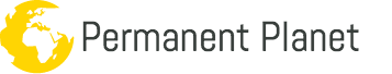 Permanent Planet Mobile Logo
